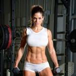 exercice-abdo-musclé-femme