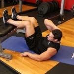 exercice obliques facile