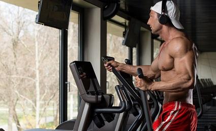 cardio et de la musculation