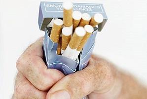 Comme enlever le poids après a cessé de fumer