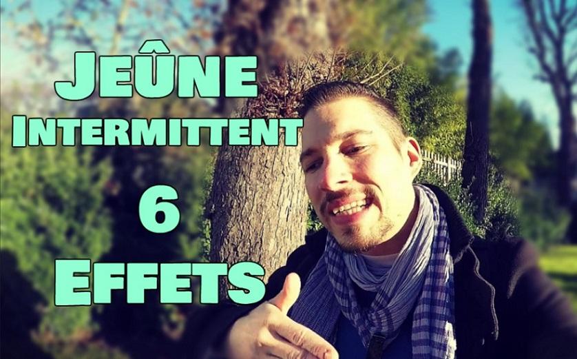 R gime je ne intermittent 6 effets concrets exercice - Jeune intermittent musculation ...