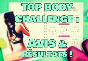 avis top body challenge